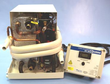 Climma DC50 and DC65 Variable Speed Chillers